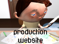 Scribbles Production Website
